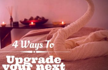 4 Ways To Upgrade Your Next Massage